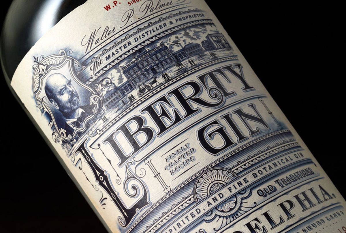 Liberty Gin (Courtesy of Walter Palmer)