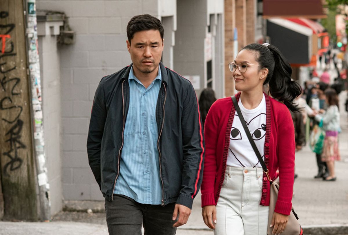 """Randall Park and Ali Wong in """"Always Be My Maybe"""" (Ed Araquel/Netflix)"""