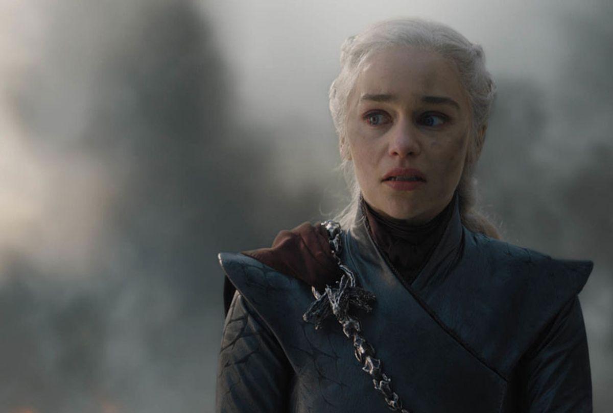 "Emilia Clarke as Daenerys Targaryen in ""Game of Thrones"" (Courtesy of HBO)"