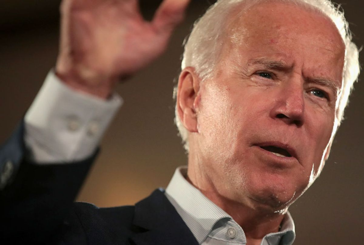 Former Vice President Joe Biden (Getty/Scott Olson)