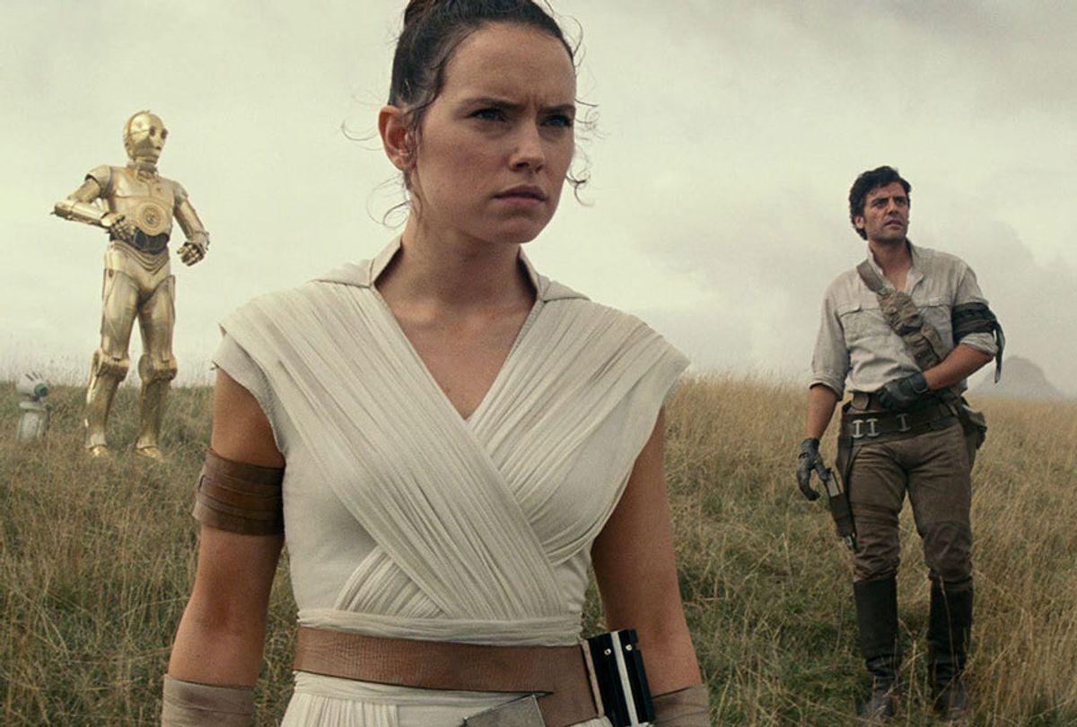 """Star Wars: The Rise of Skywalker"" (Lucasfilm Ltd.)"