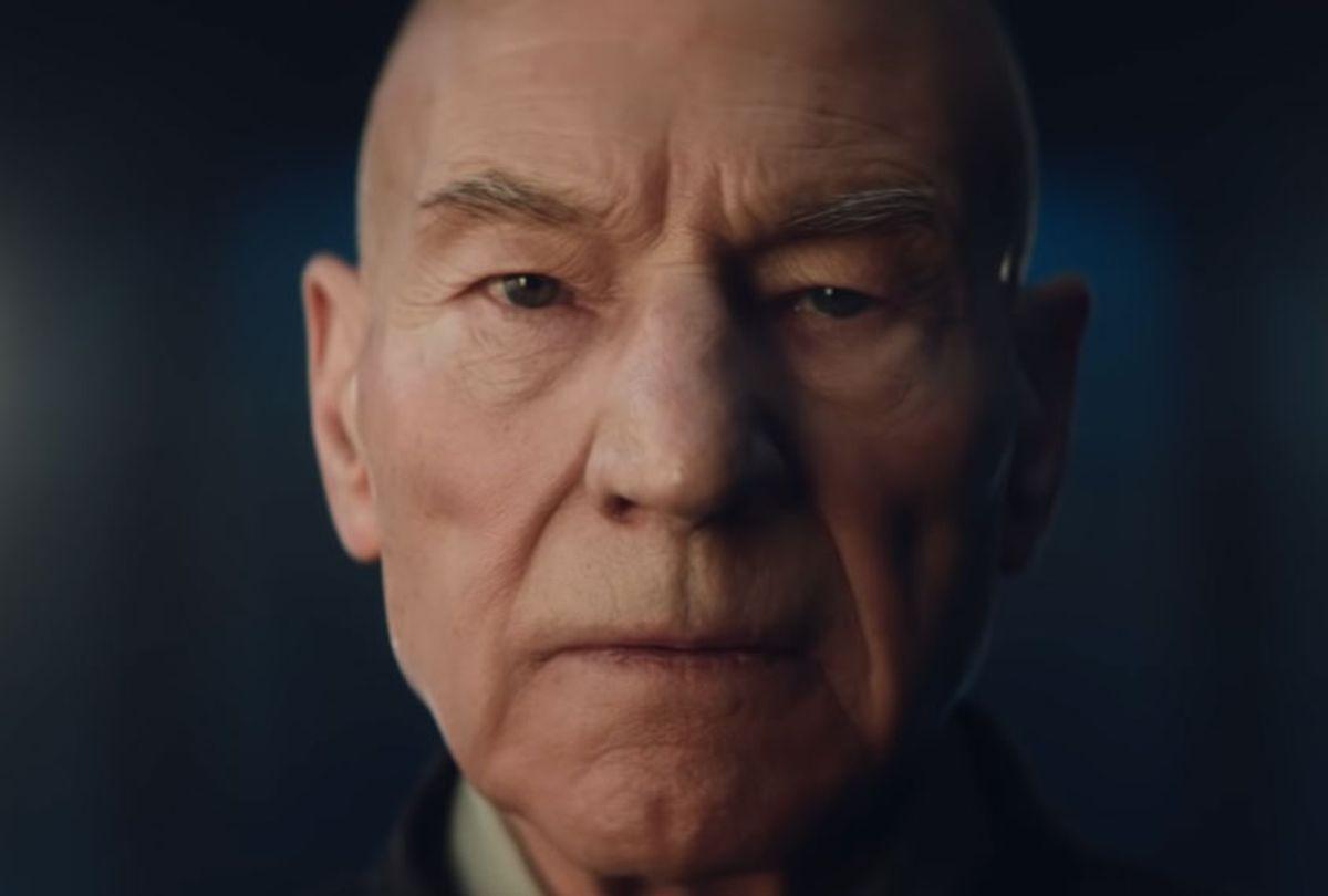 """Star Trek: Picard"" (YouTube/CBS All Access)"