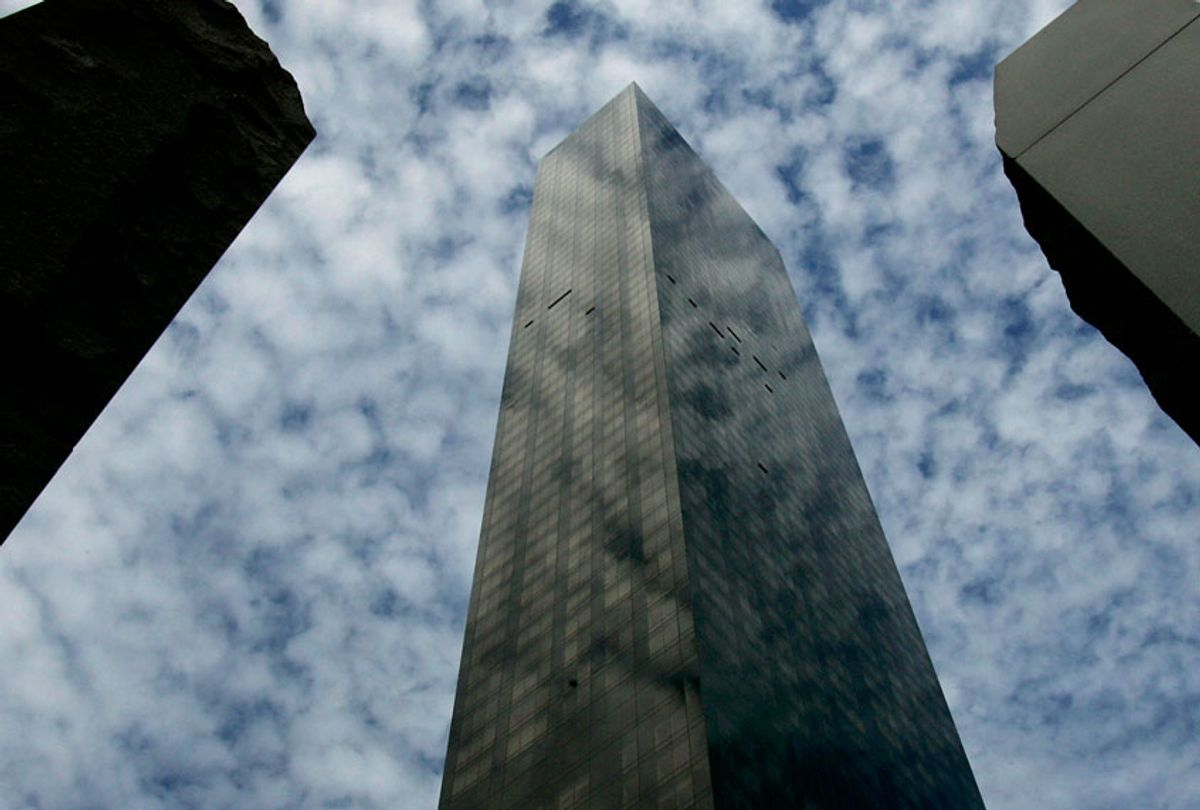 Trump World Tower (center) (Getty/Timothy A. Clary)