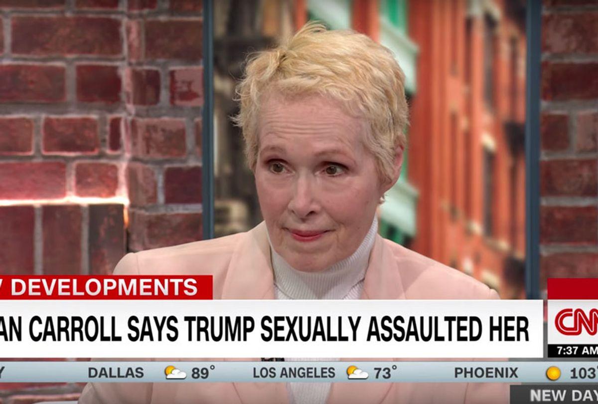 E. Jean Carroll (CNN)