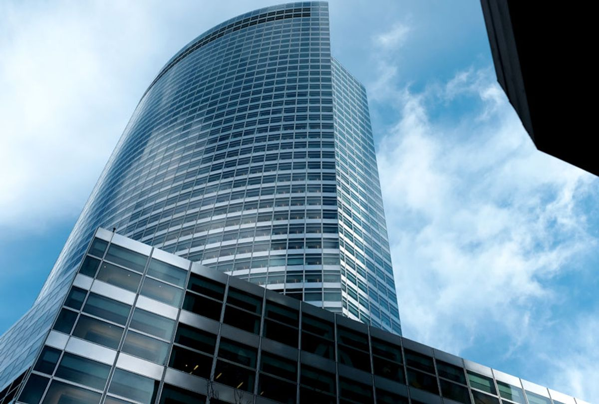 The Goldman Sachs Manhattan headquarters (Getty/Spencer Platt)