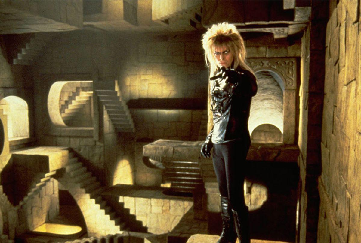 """Labyrinth"" (Lucasfilm Ltd.)"