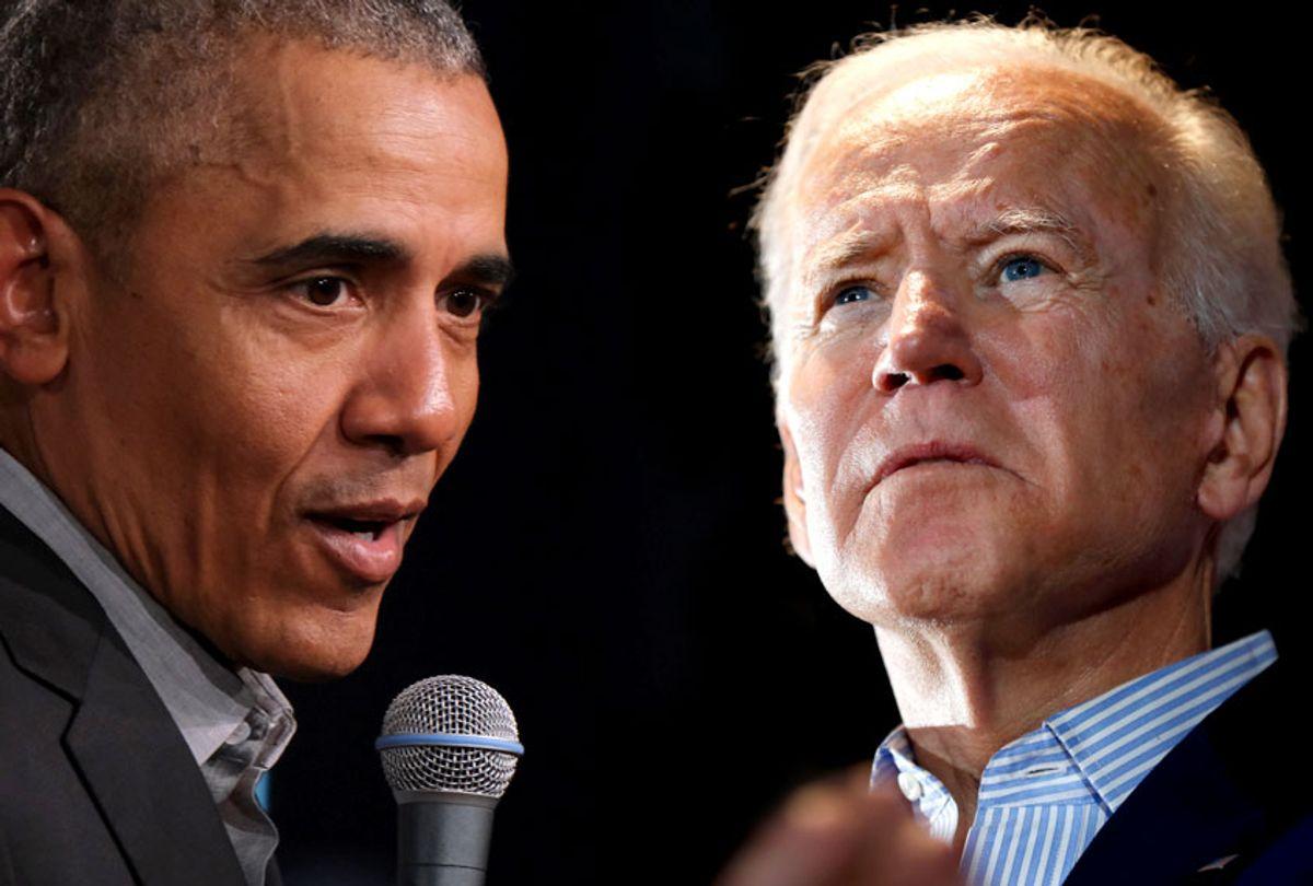 Barack Obama; Joe Biden (AP/Getty/Salon)