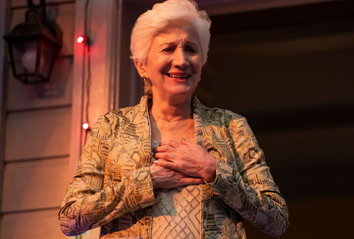 """Olympia Dukakis in """"Tales of the City"""" (Alison Cohen Rosa/Netflix)"""