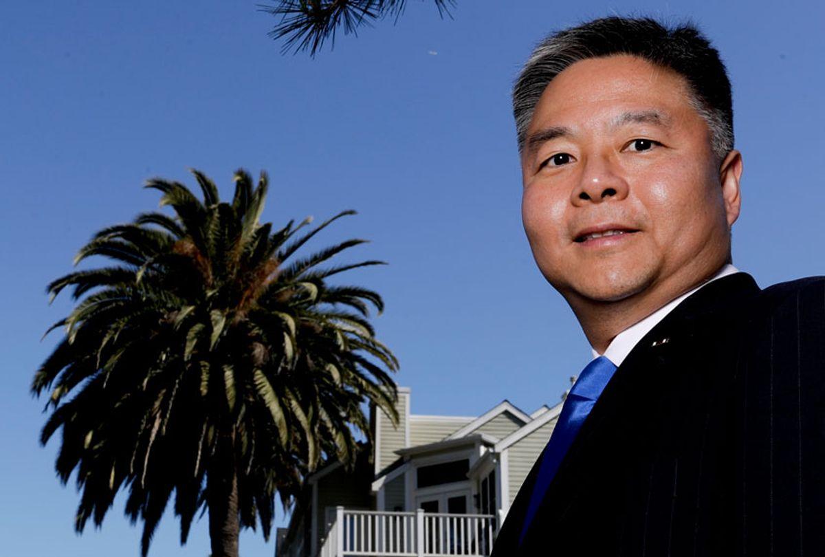 Rep. Ted Lieu (D-CA) (AP/Chris Carlson)