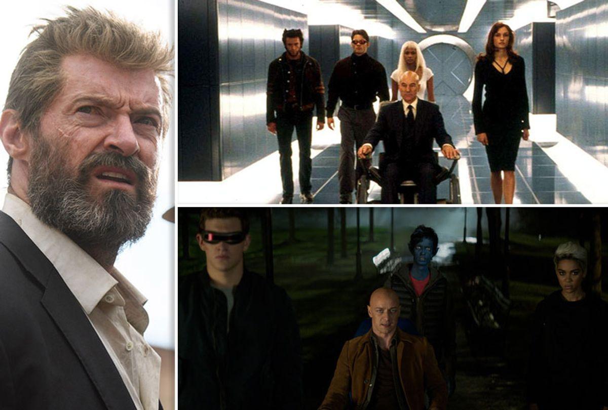 """Logan;"" ""X-Men;"" ""Dark Phoenix"" (20th Century Fox)"