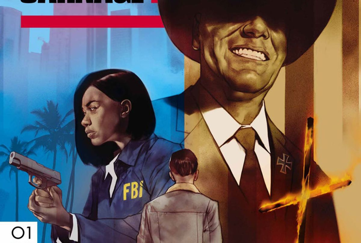 """American Carnage"" by Bryan Hill (Vertigo)"