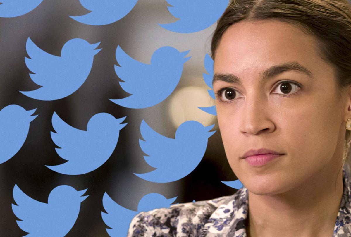 Alexandria Ocasio-Cortez (AP/Twitter/Salon)