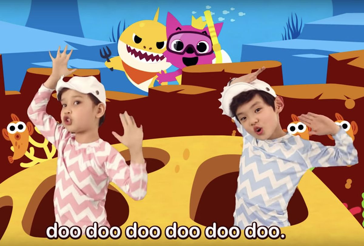 (YouTube/Pinkfong! Kids' Songs & Stories)