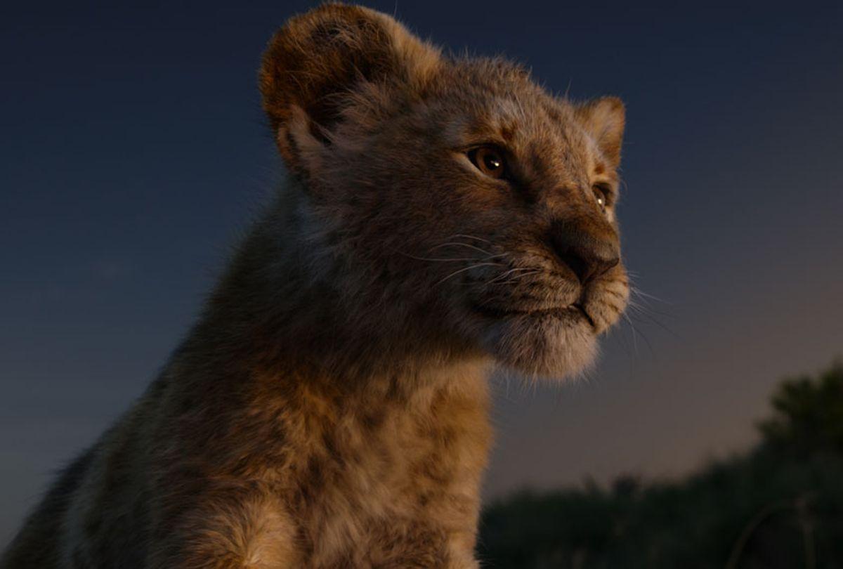 """The Lion King"" (Walt Disney Pictures)"