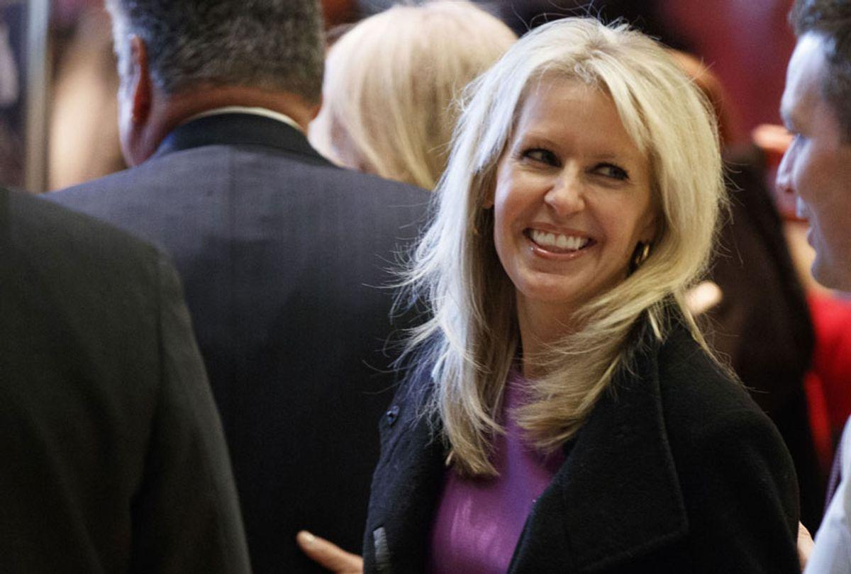Monica Crowley (AP/Evan Vucci)