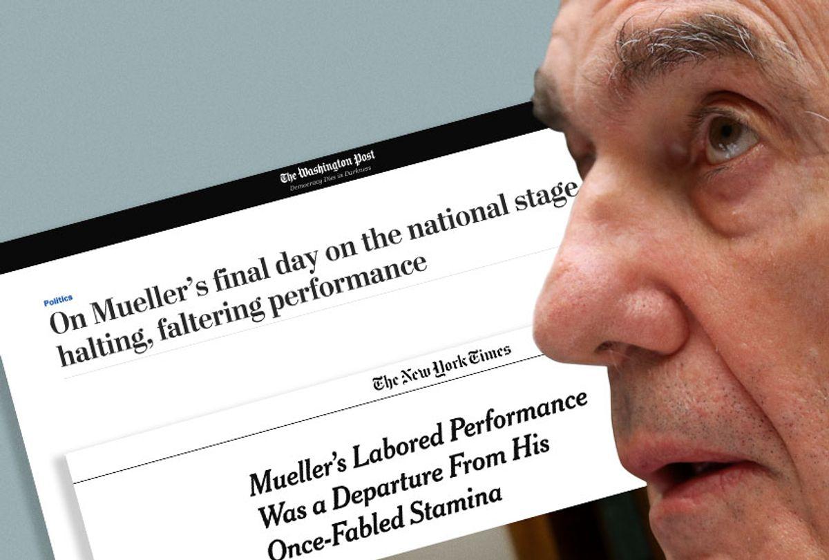 (Getty/Washington Post/New York Times/Salon)