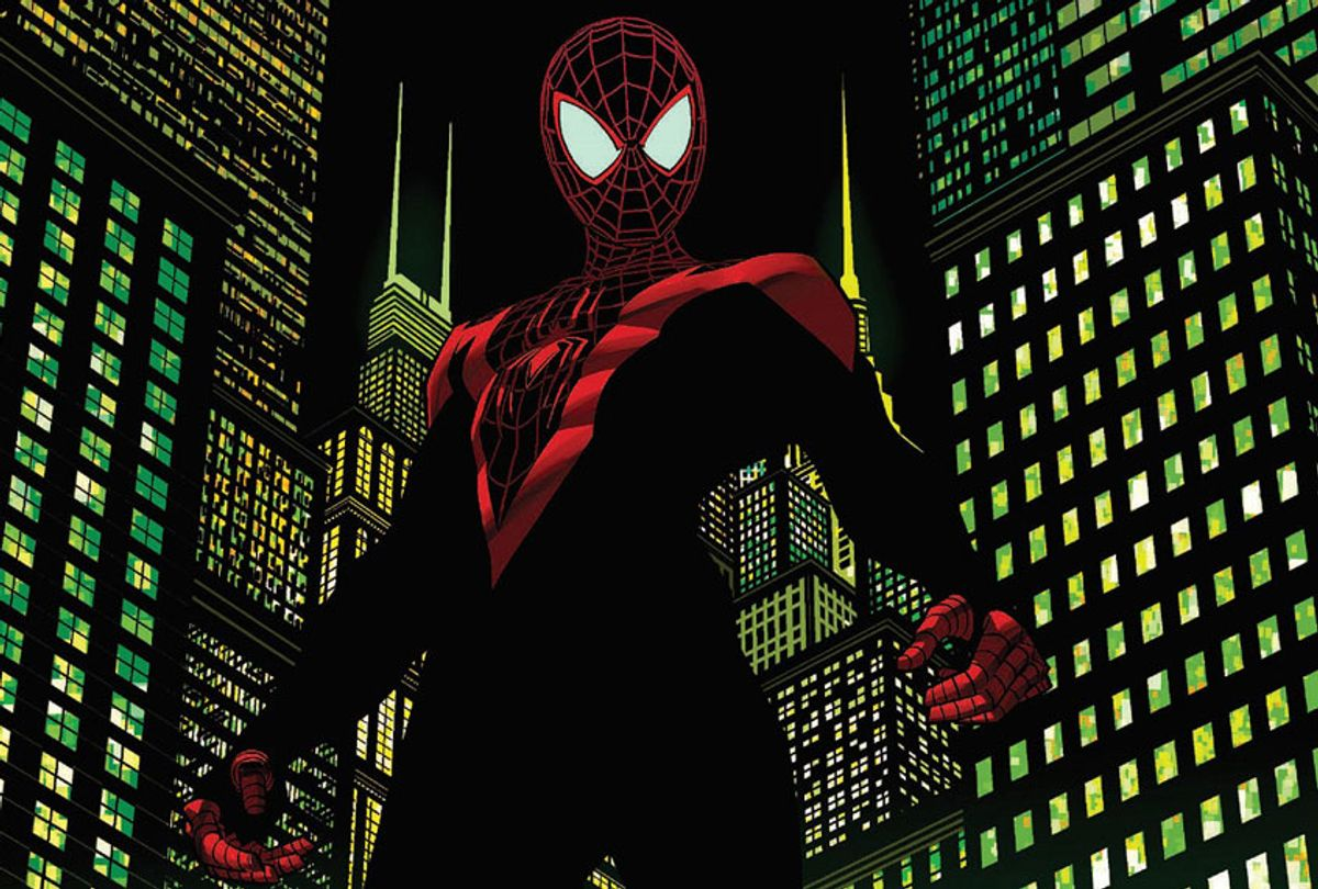 """""""Miles Morales Vol. 1: Straight Out Of Brooklyn"""" by Saladin Ahmed (Marvel)"""