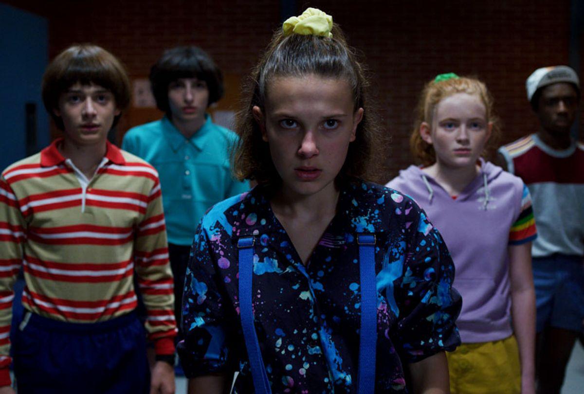 """""""Stranger Things"""" (Netflix)"""