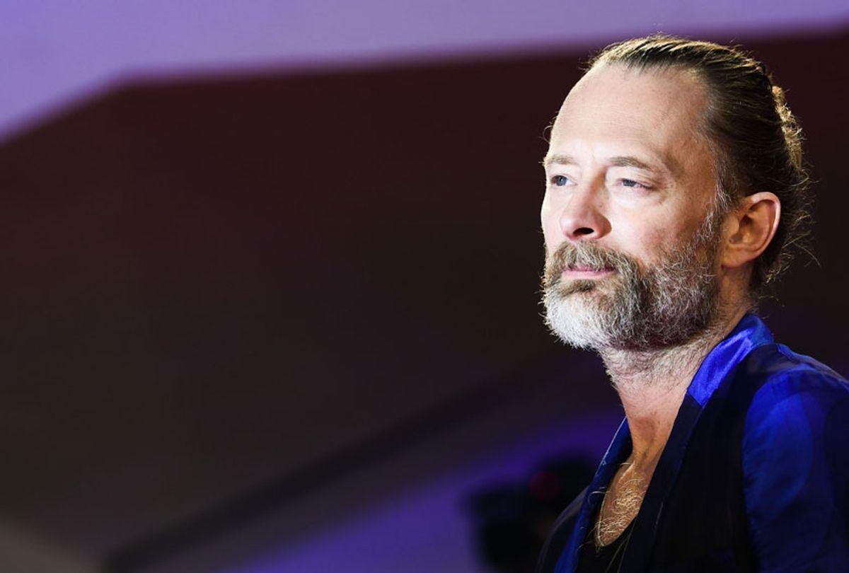 Thom Yorke (Getty/Filippo Monteforte)