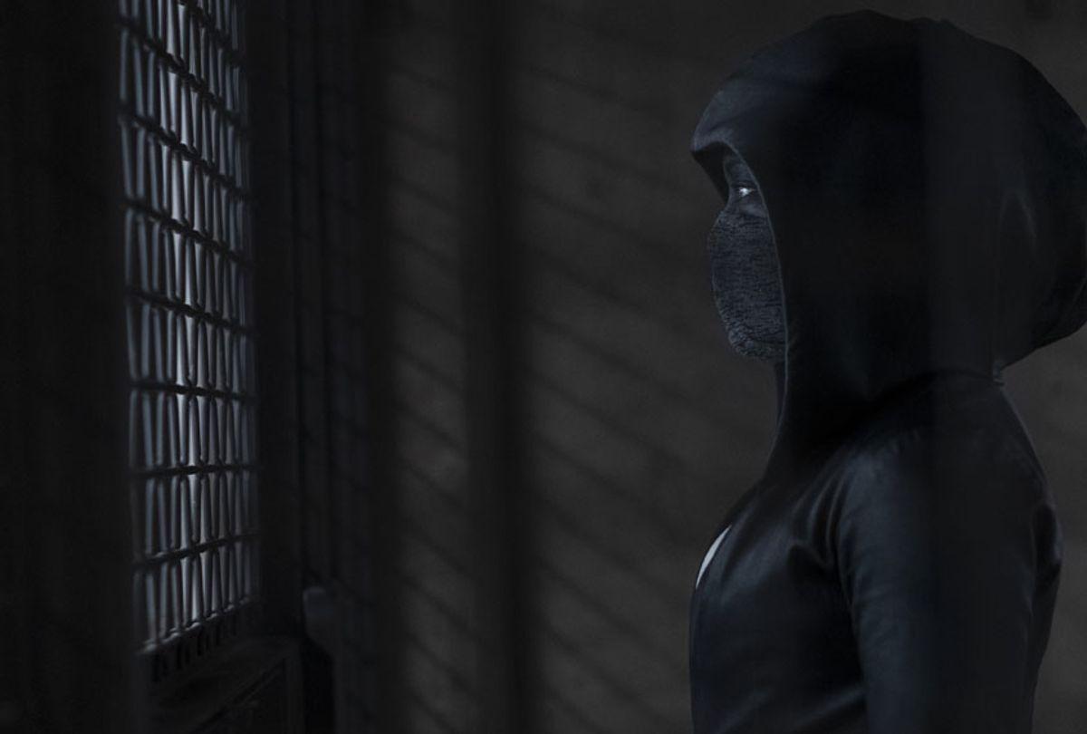 """Regina King in """"Watchmen"""" (Mark Hill/HBO)"""