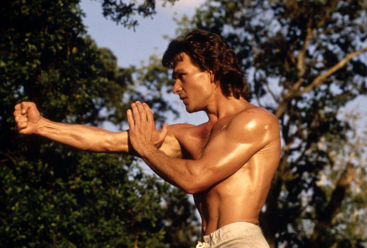 """Patrick Swayze in """"Road House"""" (MPTVimages.com)"""