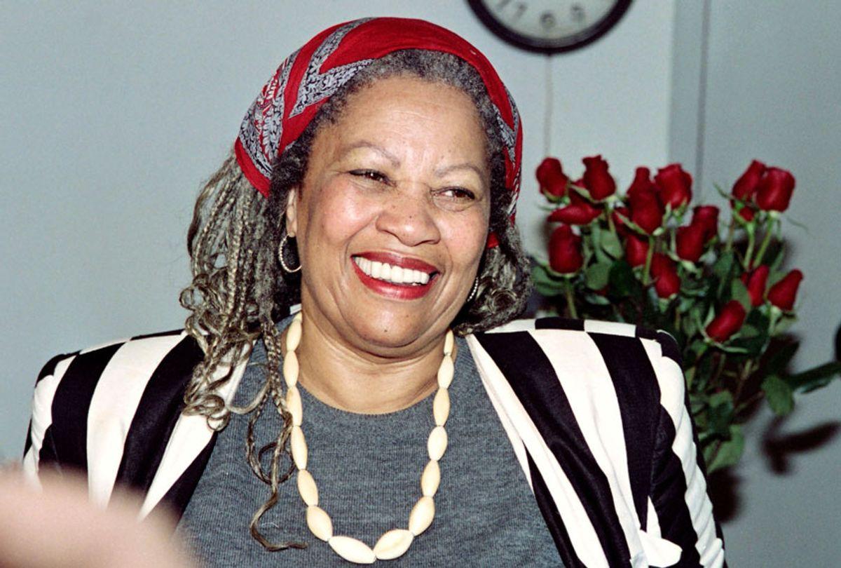 Toni Morrison, 1993 (Getty/Don Emmert)