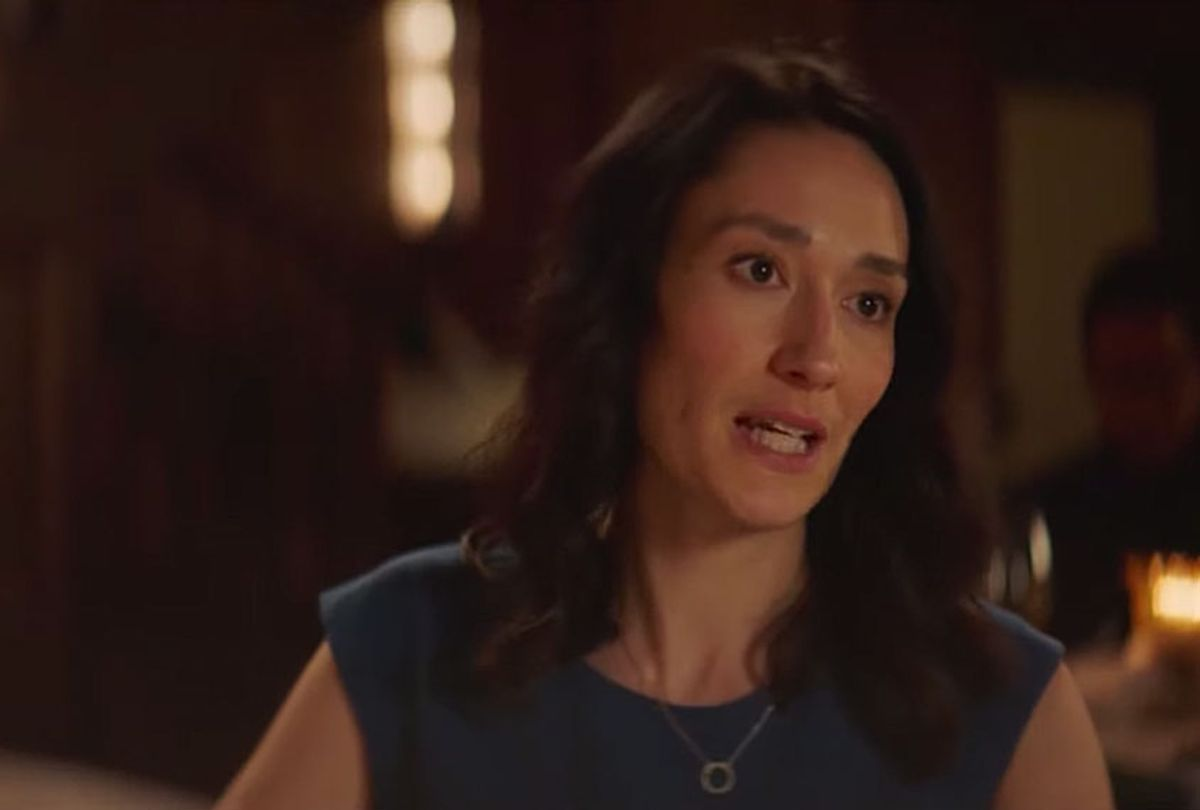 "Claire from ""Fleabag"" (Amazon Studios/BBC)"