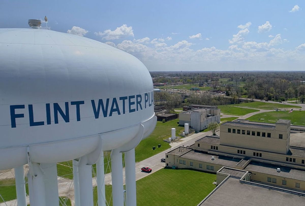 """The two-year FRONTLINE investigation """"Flint's Deadly Water"""" uncovers the extent of a deadly Legionnaires' disease outbreak during the Flint water crisis — and how officials failed to stop it. (PBS/ Frontline)"""