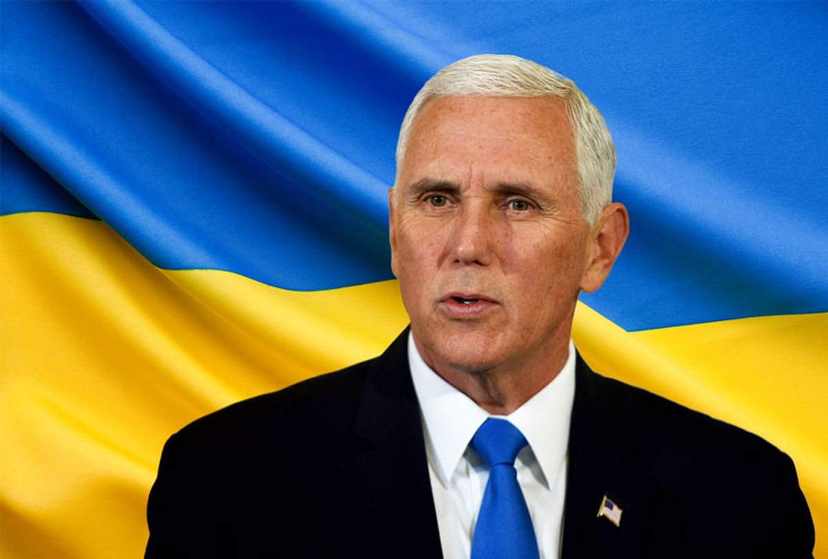 Mike Pence (Getty Images/AFP/Peter Summers)