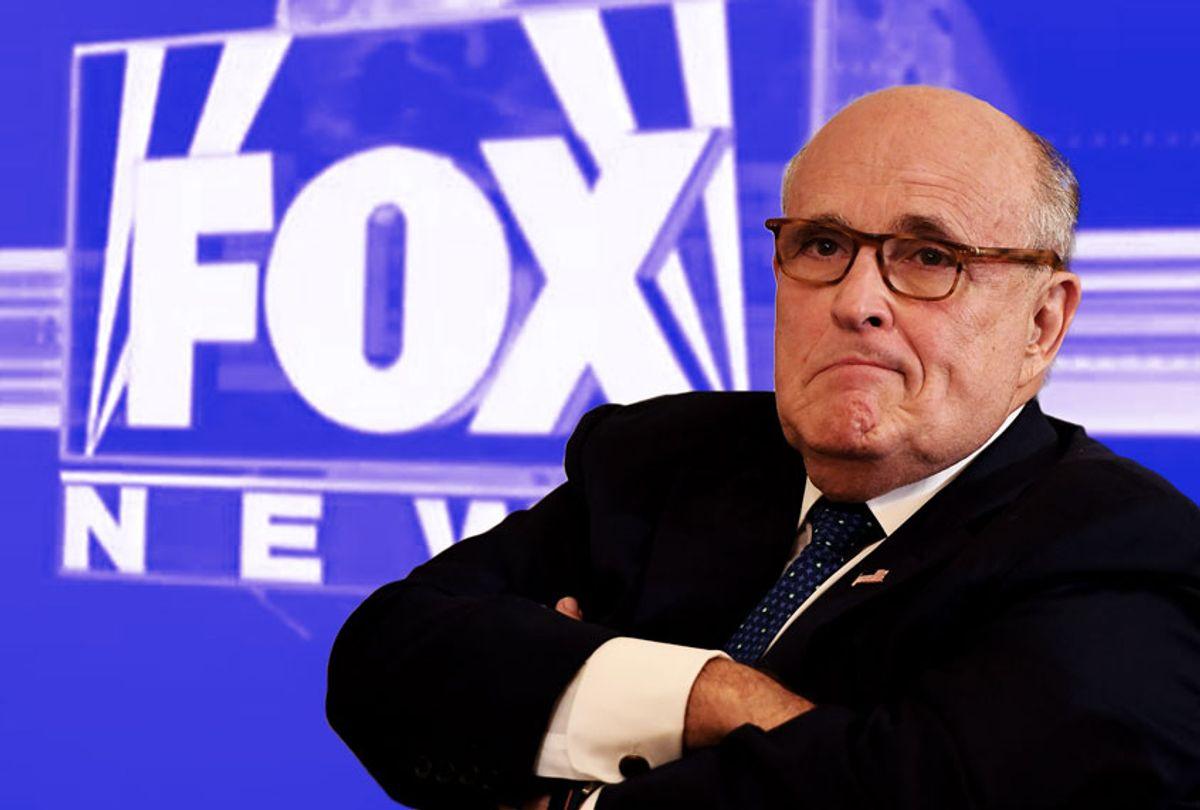 Rudy Giuliani (Getty Images/Fox News/Salon)