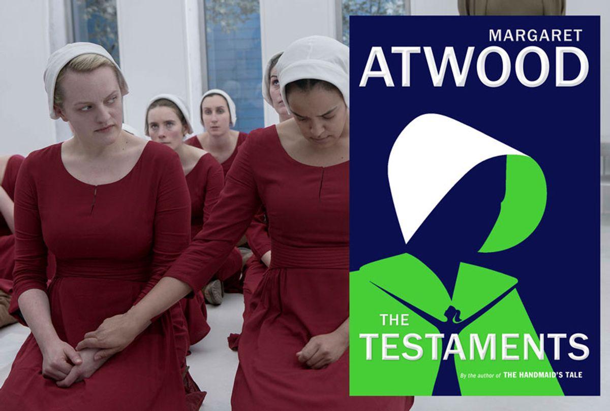 The Testament by Margaret Atwood (Sophie Giraud/Hulu/McClelland & Stewart)