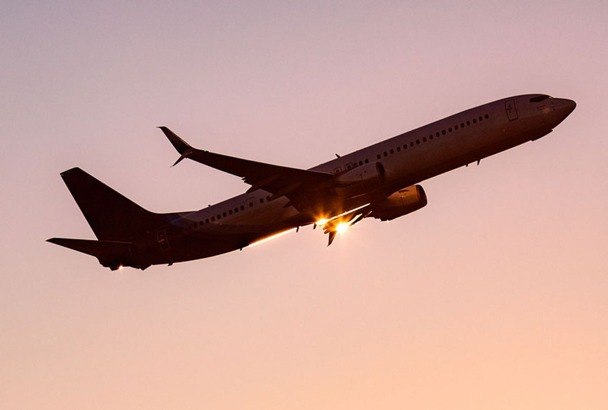 Boeing 737 Max (Getty Images)