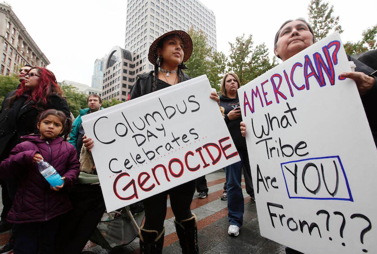 (AP Photo/Elaine Thompson) (AP Photo/Elaine Thompson)