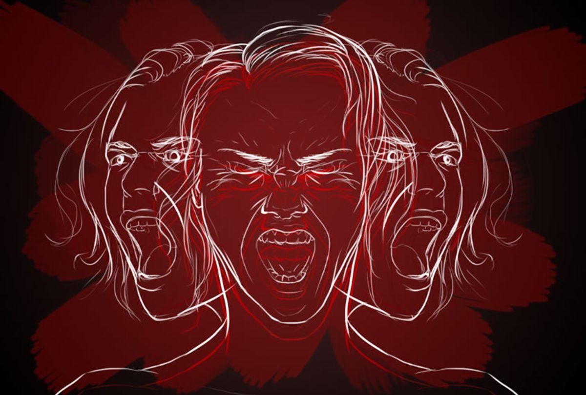 Female Rage (Salon/Ilana Lidagoster)