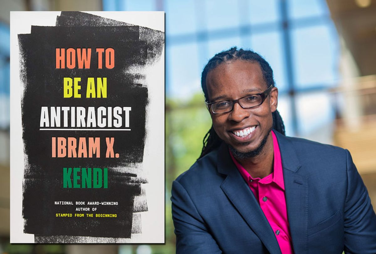 How To Be An Antiracist by Ibram X. Kendi (American University/Oneworld Publications)