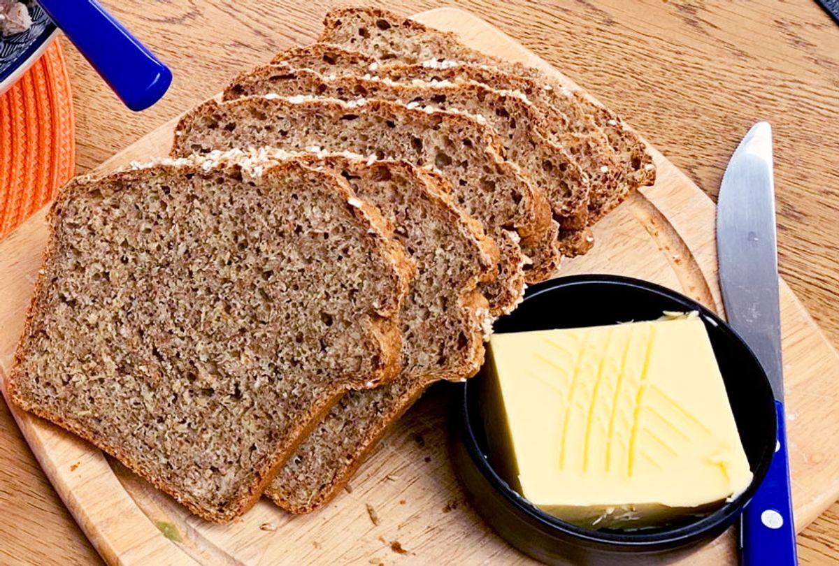 Irish Brown Bread (Joseph Neese)