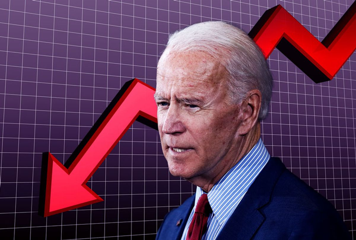Joe Biden (AP Photo/Charlie Neibergall/Getty Images)