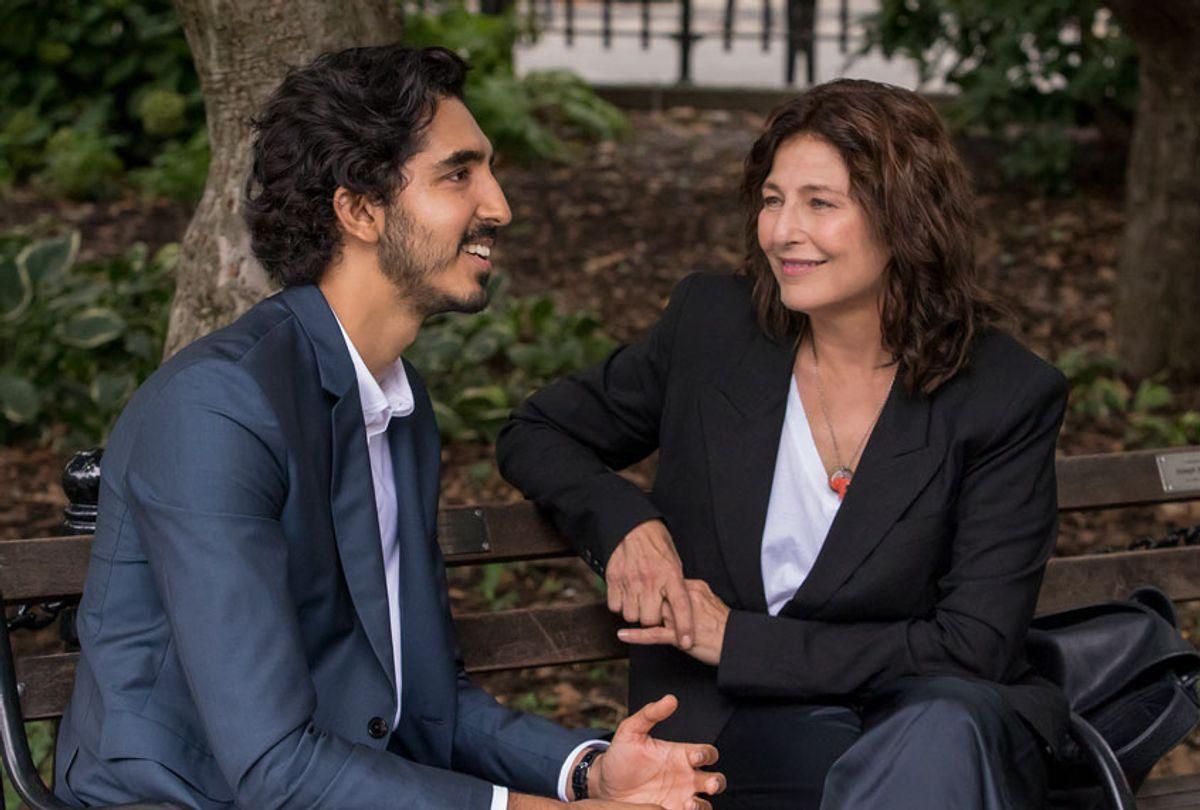 "Catherine Keener and Dev Patel in ""Modern Love"" (Amazon V ideo/Giovanni Rufino)"