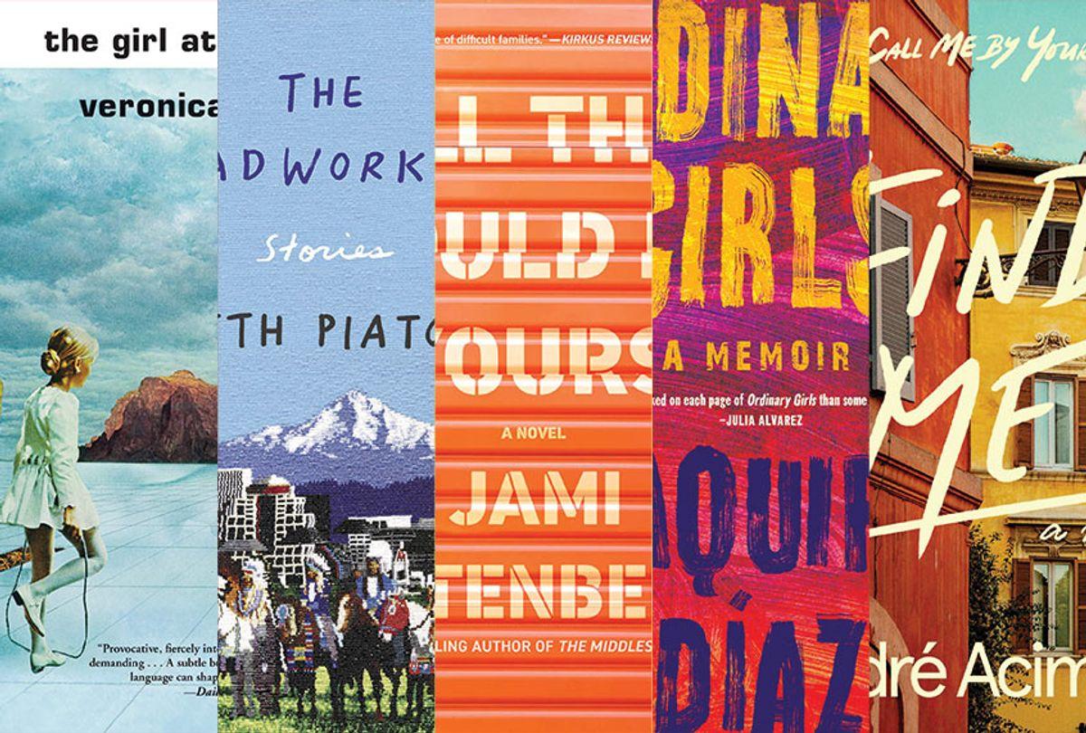 October Book Highlights (Grove Press, Black Cat/Counterpoint/Houghton Mifflin Harcourt/Algonquin Books/Farrar, Straus and Giroux)