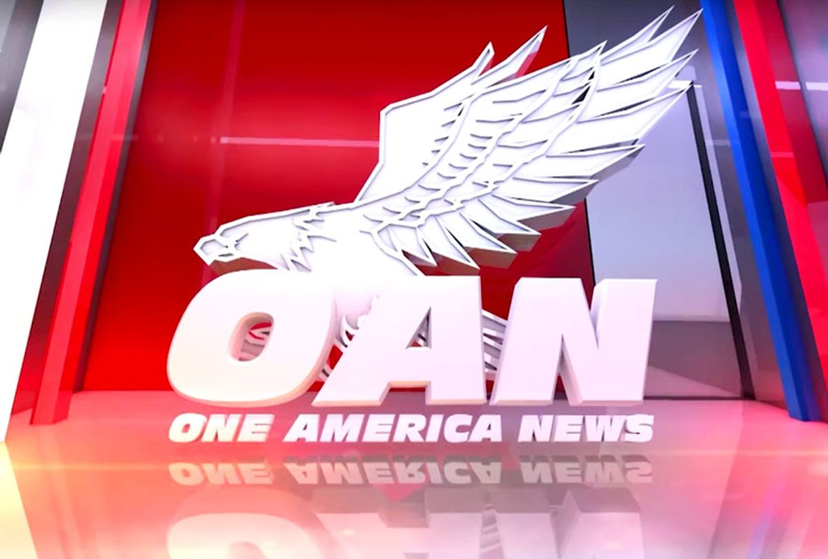One American News (One American News Network)