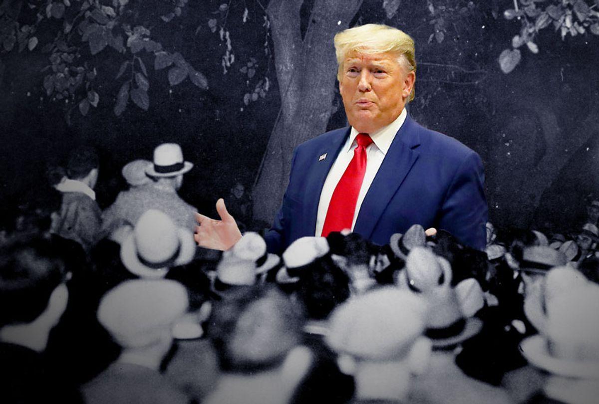 Donald Trump (AP Photo/Getty Images/Salon)
