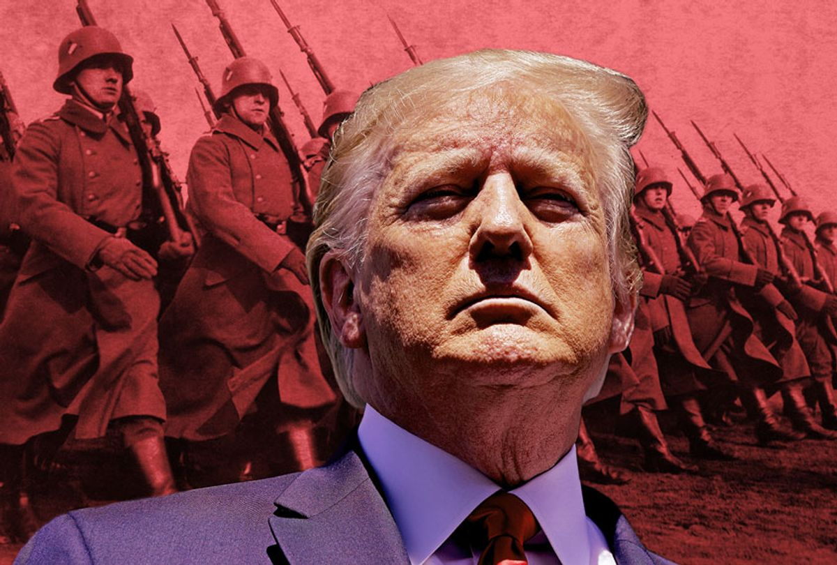 Can Trump really stage a coup? Experts weigh in on whether it's possible |  Salon.com