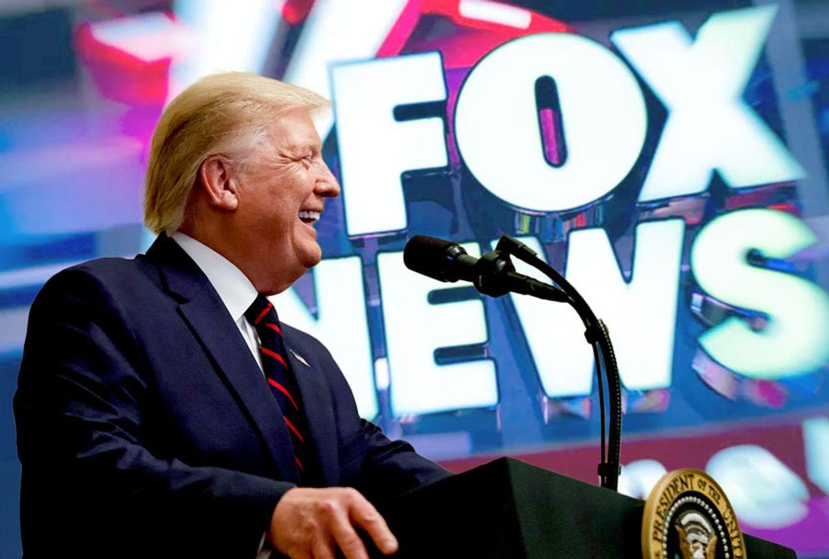 Donald Trump (AP Photo/Carolyn Kaster/Fox News)