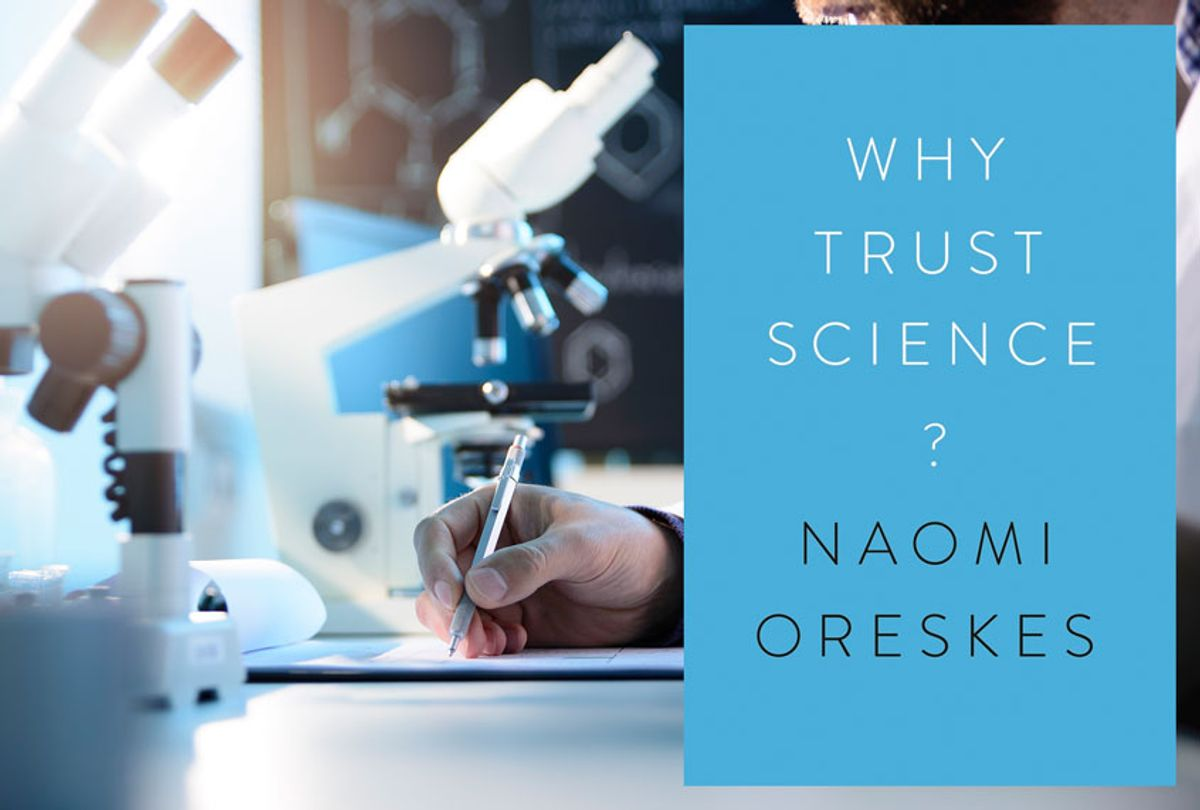 Why Trust Science by Naomi Oreskes (Princeton University Press/Getty Images)