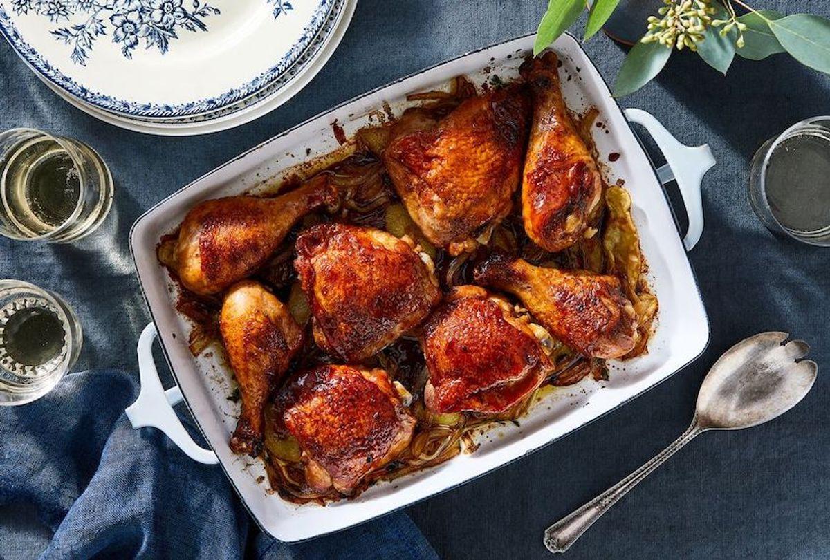 Food stylist: Kate Buckens. Prop stylist: Brooke Deonarine. (Julia Gartland/Food52)