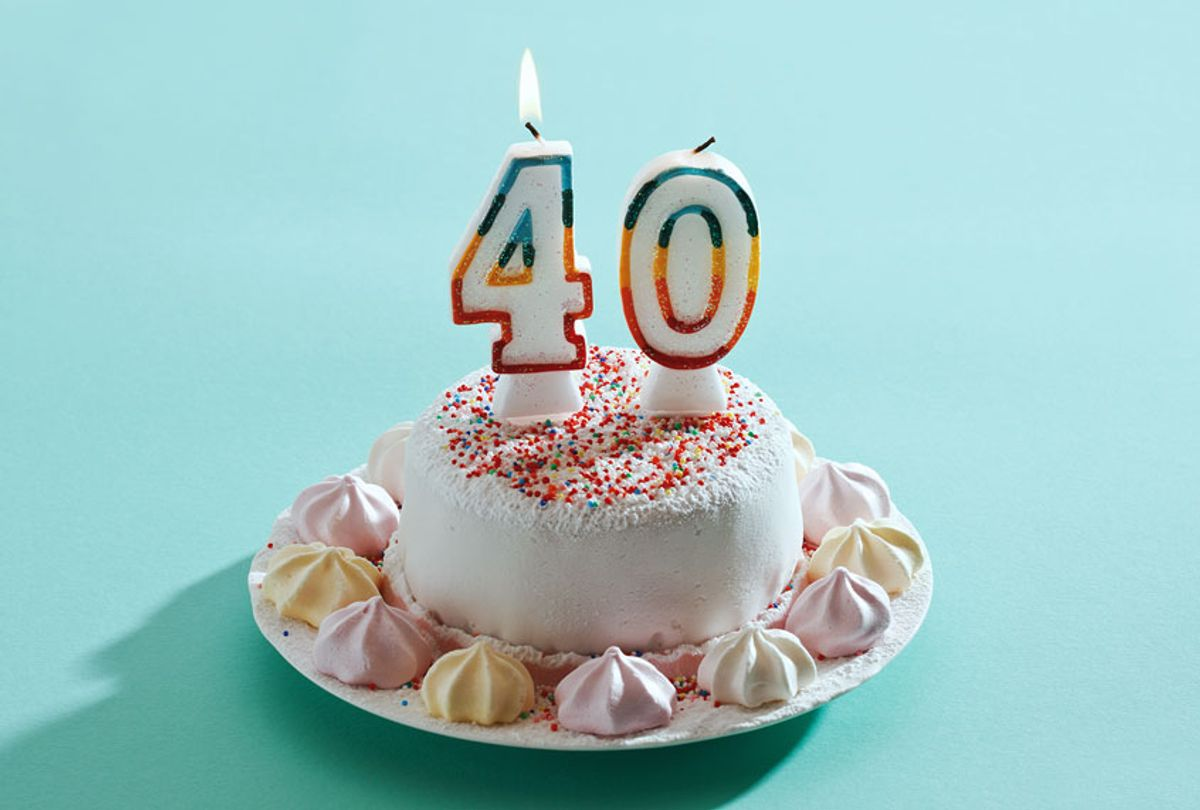 40th Birthday Cake (Getty Images)