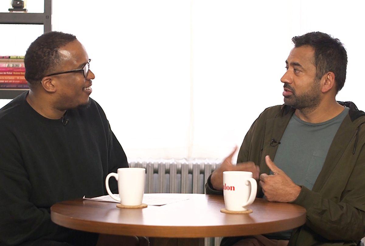 """Kal Penn on """"Salon Talks"""" (""""Salon Talks"""")"""