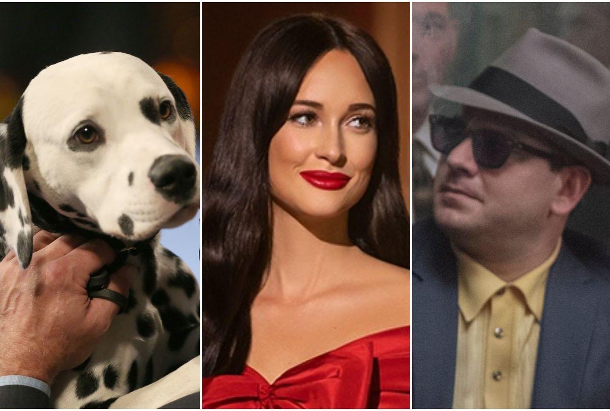 """National Dog Show,"" ""Kacey Musgraves Christmas Show,"" ""The Irishman"" (NBC/Amazon/Netflix)"