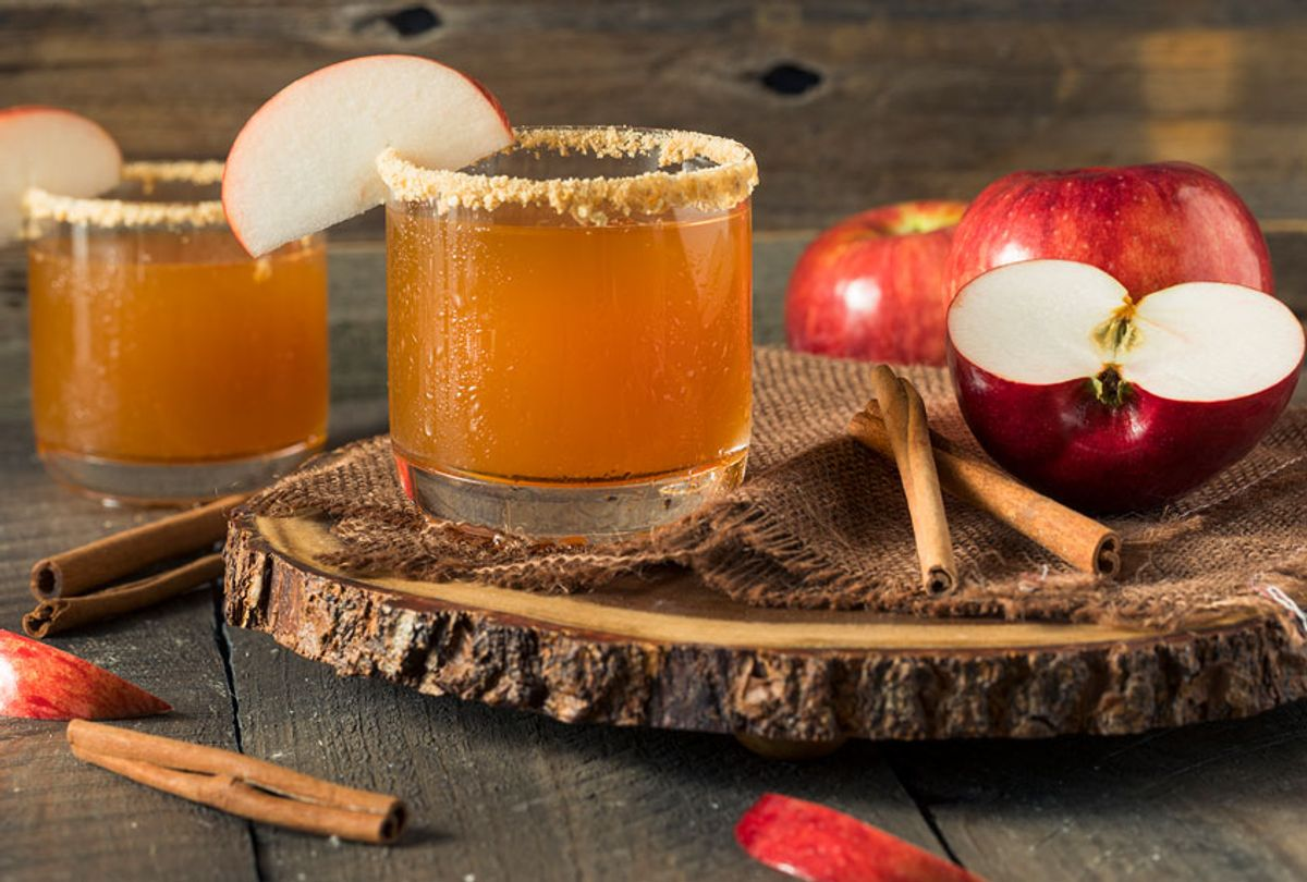 Rustic Apple Cocktail (Getty Images)