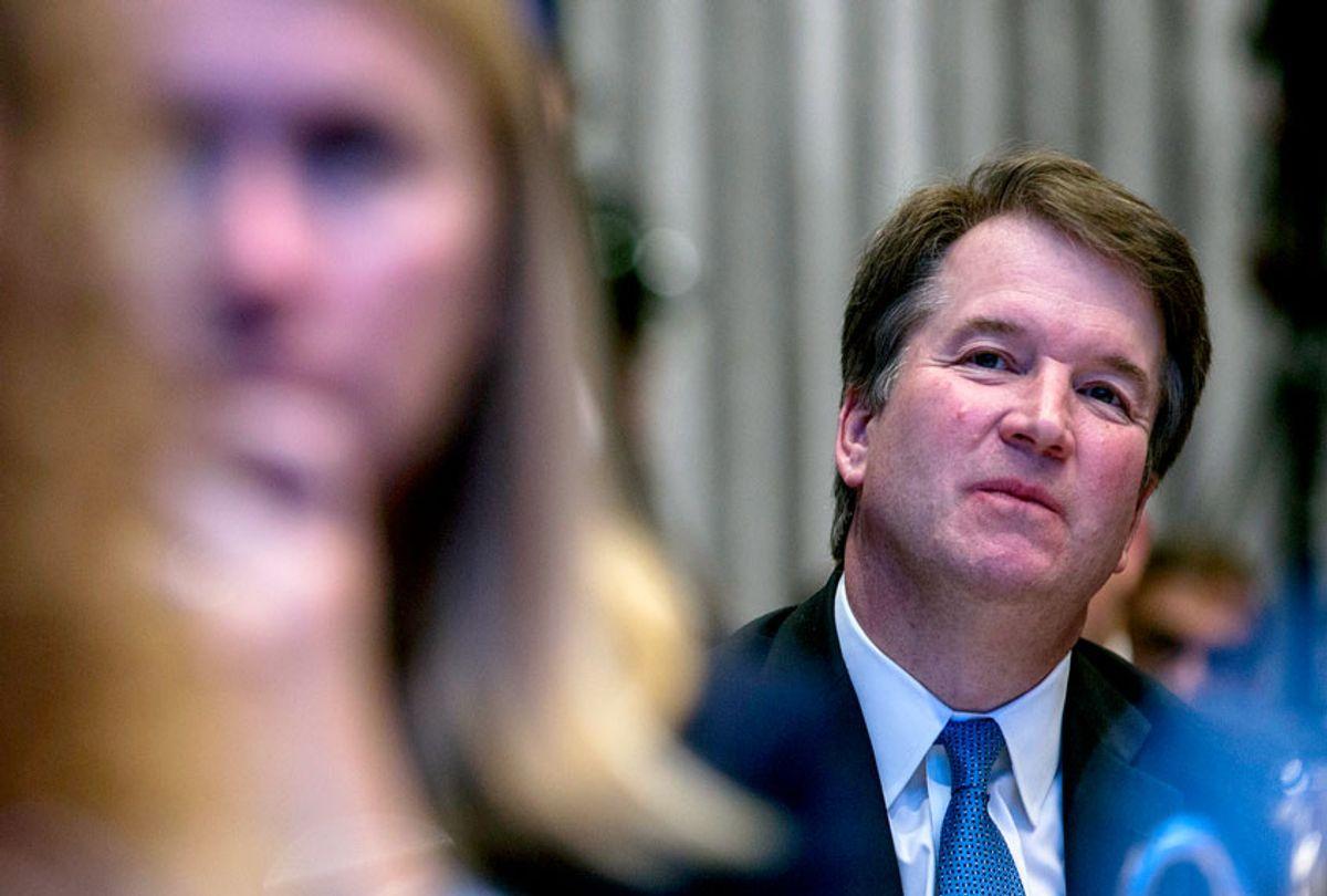 U.S. Supreme Court Justice Brett Kavanaugh (Zach Gibson/Getty Images)